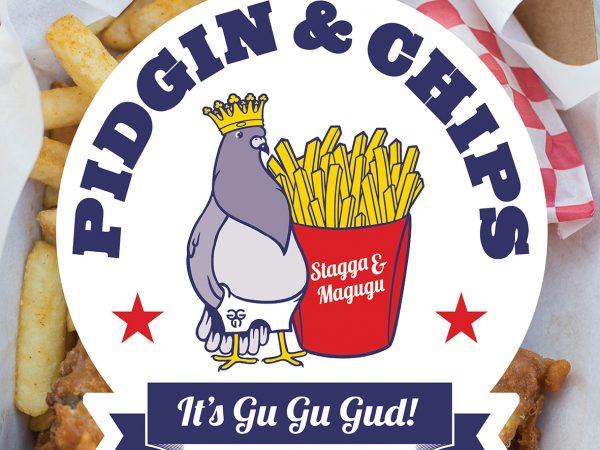 Pidgin & Chips_cover art